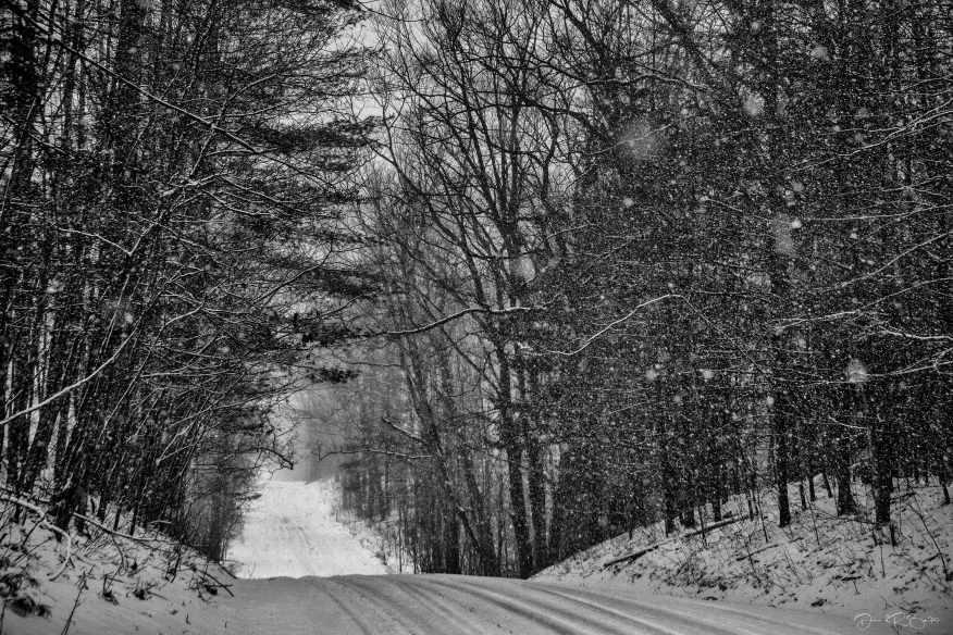 Frank Smith Road, Lake County, Michigan