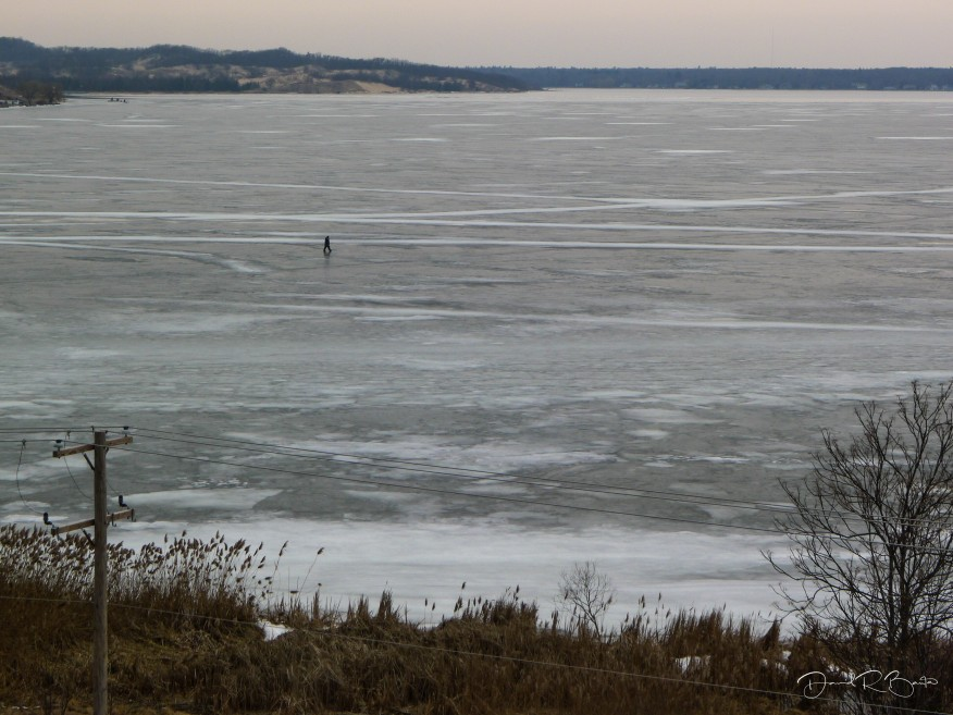 Muskegon Lake, Michigan